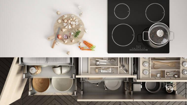 Organizing A Kitchen