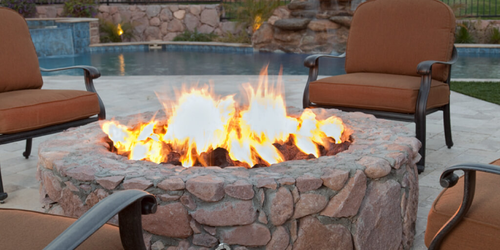 Outdoor Lights Ideas_Fire Pit