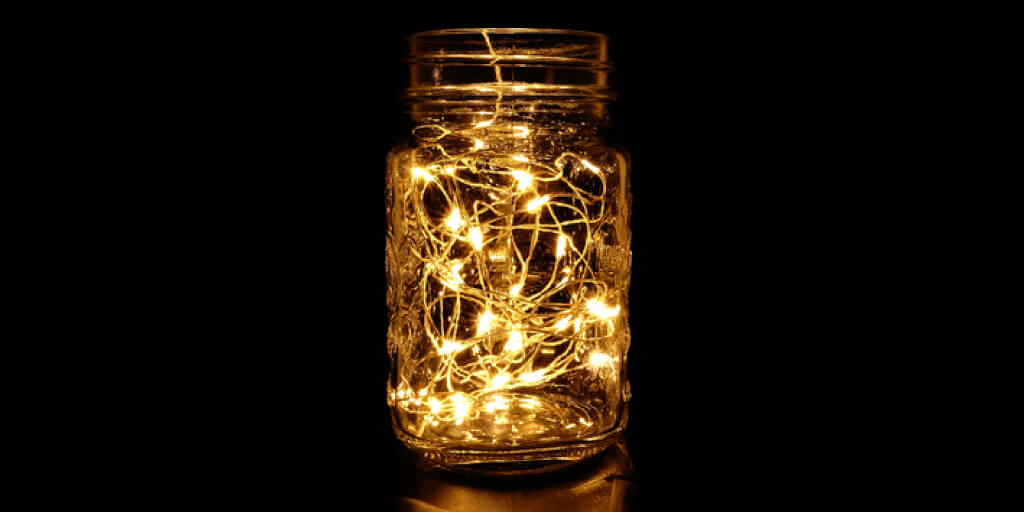 Outdoor Lights Ideas_Mason jar Lantern