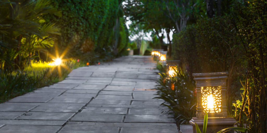 Outdoor Lights Ideas_Step Lights