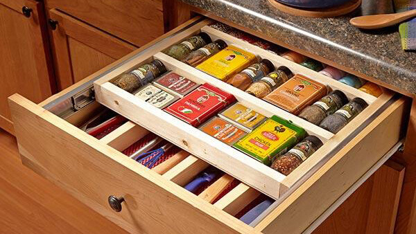 DIY Pantry Storage Saver
