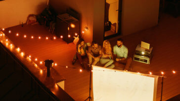 DIY Projection Screen_Title